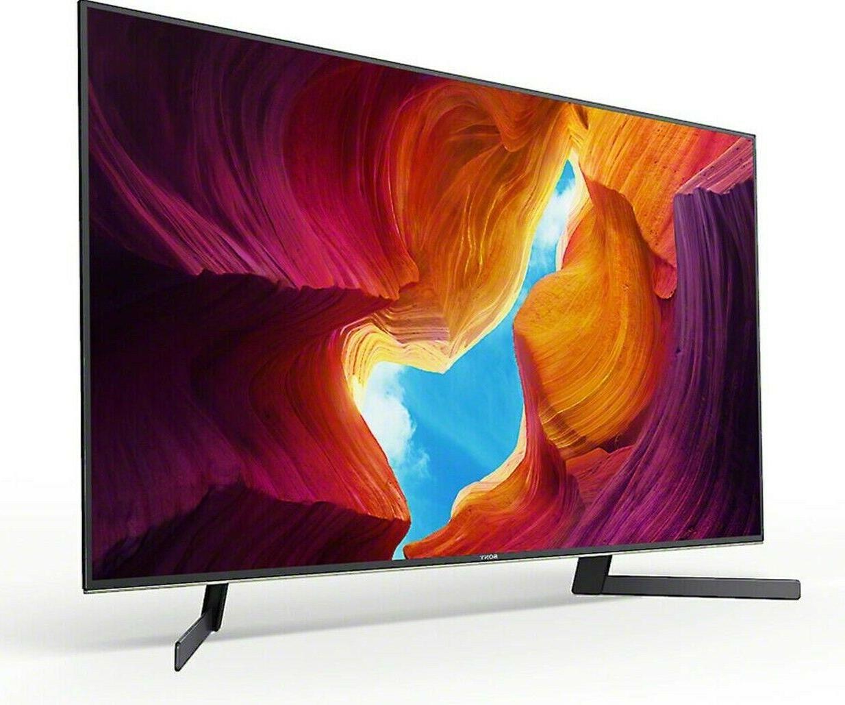 Sony HDR 4K Smart TV