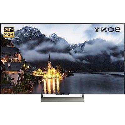 Sony XBR-49X900E 49-inch 4K HDR Ultra HD Smart LED TV