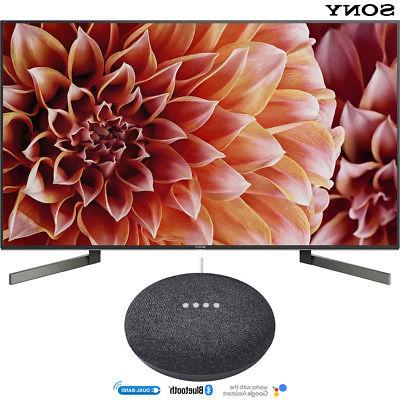 Sony XBR49X900F 49-Inch 4K Ultra HD Smart LED TV  w/ Google
