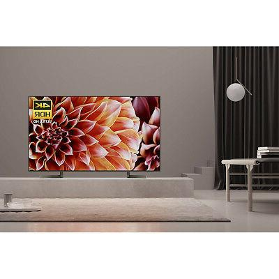 Sony XBR55X900F Ultra TV - Open