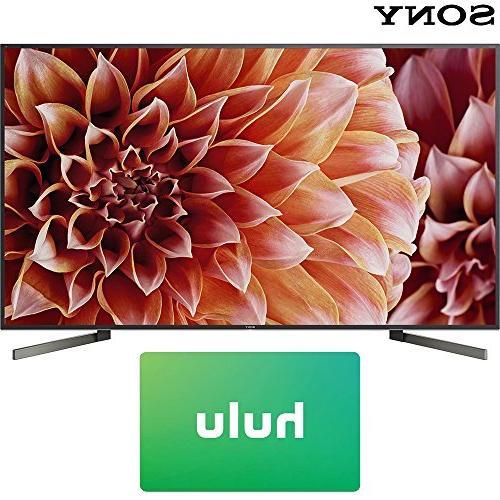 xbr85x900f ultra smart tv