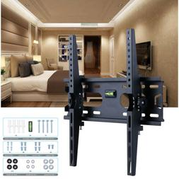LCD LED PLASMA FLAT TILT TV HDTV MONITOR WALL MOUNT BRACKET