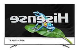 "Hisense 55"" UHD Smart LED TV , Glossy"