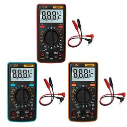 LED ANENG LCD Display Digital Multimeter AC/DC Voltage/Curre
