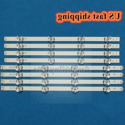 """LED Backlight Strips for LG 42"""" TV 42LB5800 42LF5600 42LB630"""