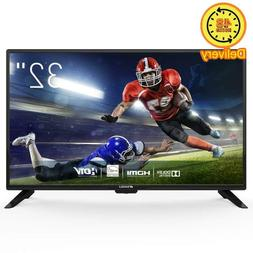 Led Hd Tv 32 Inch 720P Flat Screen Tv Hdmi Usb Wi