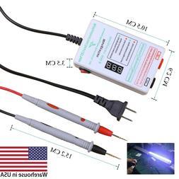 LED LCD TV Backlight Tester Meter Tool Lamp Beads Detector R