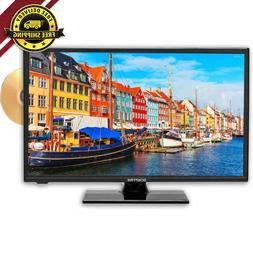 "LED TV 19"" Class HD  Built In DVD Player Electronics HDMI In"