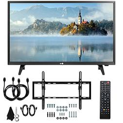 "LG 28LJ430B-PU 28"" Class HD 720p LED TV  with Slim Flat Wall"