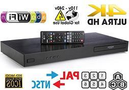 LG UP970 UHD - Dual HDMI - 2D/3D - Wi-Fi - 2K/4K - RegionFre