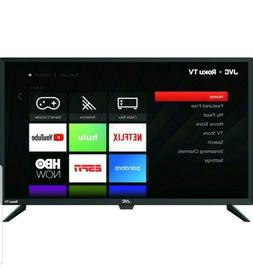 "JVC  43"" Class FHD 1080p Roku Smart LED TV"