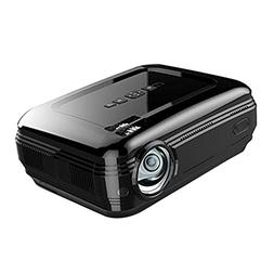 MagiDeal Mini LCD/LED Compatible Solutions Home Projector Th