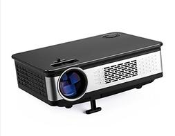 WEJOY Mini LED 3300 Lumens DLP portable Projector 1280x768 S