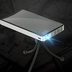 U|R Mini Portable Projector Screen Sharing Built-In Battery