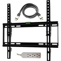 Full Motion Articulating Kit TV Wall Mount Bracket for most
