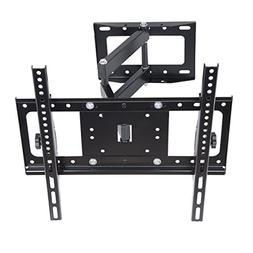 Full Motion TV Monitor Wall Mount Articulating Bracket JinNi