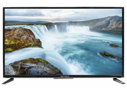 New 2018 Sceptre 40-inch 1080p HDMI LED Display, Metal Black