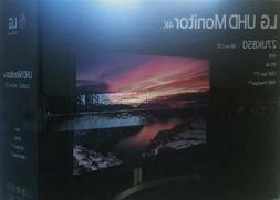 """NEW! ~ LG 27UK850-W 27"""" 4K UHD Ultra HD HDR10 AMD FreeSync I"""