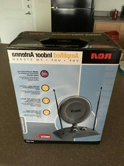 NEW RCA Indoor HDTV Antenna VHF~UHF~FM Stereo Amplifier