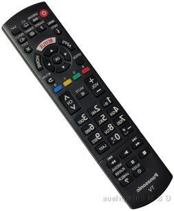 New Panasonic N2QAYB001013 Remote Control For Many 2015 LED