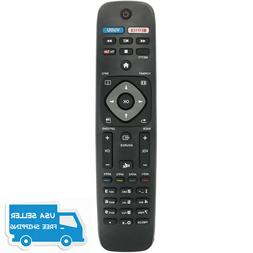 New Replace TV Remote Control for Philips 50PFL6602/F7 55PFL