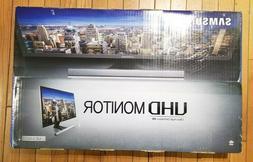 "New Samsung UE590 28"" 4K UHD Freesync Monitor U28E590D 3840"