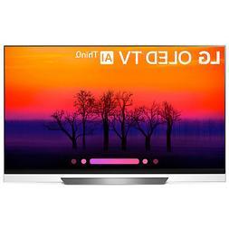"""LG OLED65E8PUA 65"""" Class E8 OLED 4K HDR AI Smart TV"""