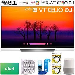 """LG OLED65E8PUA 65"""" Class E8 OLED 4K HDR AI Smart TV 2018 Mod"""