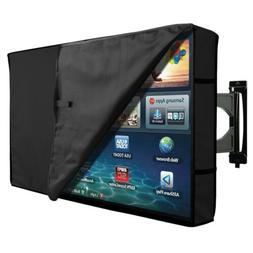 Outdoor TV Cover Flat Screens Weatherproof Television LCD LE