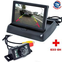 Auto Wayfeng® Auto Parking Assistance New 7LED Night Vision
