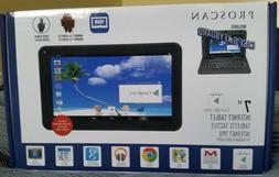 """PROSCANPLT7100G 7"""" Touch Screen Android 4.4 KitKat 16G"""