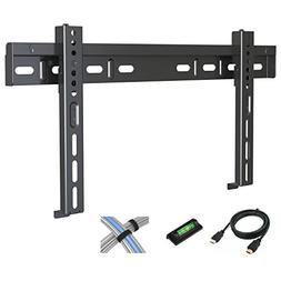 "Low Profile Fixed TV Wall Mount for 17""-42"" Flat Screen TVs"