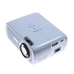 LED Projector - TOOGOO3000 Lumens HD 1080P 3LCD/LED Video Pr
