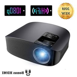 Projector Video Movie Home Theater 3500 lumens 1280x800 Nati