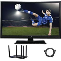 Proscan PLDV321300 32-Inch 720p 60Hz LED TV-DVD Combo Cut th