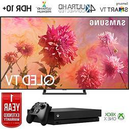 Samsung QN75Q9FN 75 inch Smart 4K Ultra HD QLED TV  with 1 X