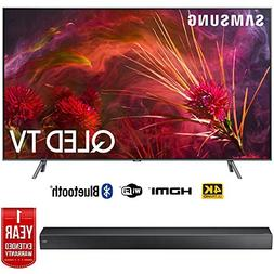 Samsung QLED Smart 4K UHD TV  with HW-MS750 Sound Premium So