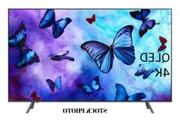 "SAMSUNG QN55Q65FNF 55"" inch Smart Q LED 4K Ultra HD TV with"