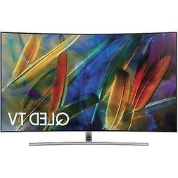 "Samsung QN55Q7C 55"" Curved Smart QLED 4K Ultra HD TV HDR New"