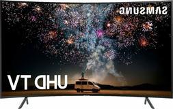 "Samsung 65""Class LED Curved 7 Series 2160p Smart 4K UHD TV w"