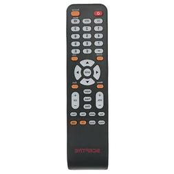 Remote Control for Sceptre LCD LED TV E165BD-HD E195BV-SHD E