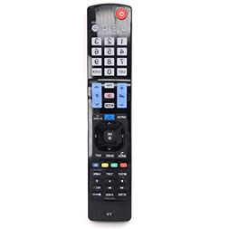 SODIAL New Replace AKB73756504 for LG LED TV Remote Control
