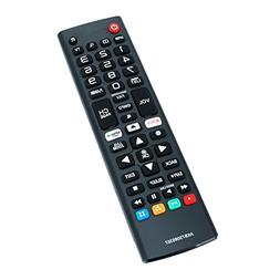 New Replace Remote fit for LG TV 75UJ6520-UA 55UJ6520-UD 49U