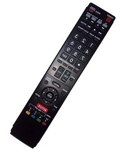 Replaced Remote Control Compatible for Sharp LC-60LE661U LC7
