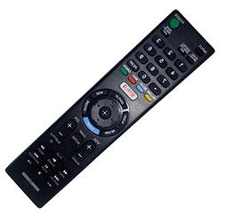 Replaced Remote Control Compatible for Sony KDL32R500C RMT-T