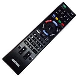 Replaced Remote Control Compatible for Sony KDL40W609B XBR-5