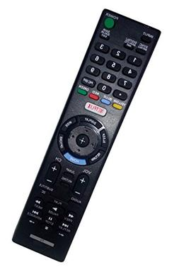 Replaced Remote Control Compatible for Sony KDL-32W600D RMT-
