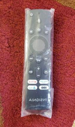 Insignia Replacement Remote for Insignia and Toshiba Fire TV