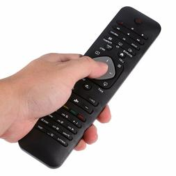 Replacement TV Remote Control For 99% of Philips LCD LED 3D