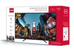 RCA RLDED5098UHD 50inch 4K UHD LED TV - Black